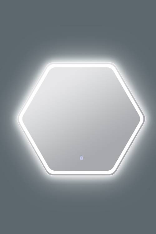 LUJOSO LED PENTAGON MIRROR : LM002
